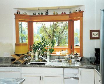 Create your own custom breakfast nook.